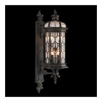 Fine Art Lamps Devonshire 4 Light Outdoor Wall Mount in Antiqued Bronze 413881ST
