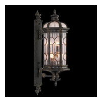 Devonshire 6 Light 44 inch Antiqued Bronze Outdoor Wall Mount