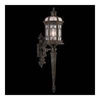 Fine Art Lamps Devonshire 1 Light Outdoor Wall Mount in Antiqued Bronze 414681ST