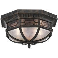 Fine Art Lamps 414882 1st Devonshire 2 Light 16 Inch Bronze Outdoor Flush Mount
