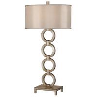 Fine Art Lamps 420210ST Portobello Road 38 inch 150 watt Silver Table Lamp Portable Light