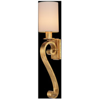 Fine Art Lamps 420550ST Portobello Road 1 Light 8 inch Gold Wall Sconce Wall Light