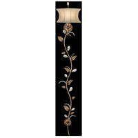 Fine Art Lamps A Midsummer Nights Dream 1 Light Sconce in Cool Moonlit Patina 427150ST