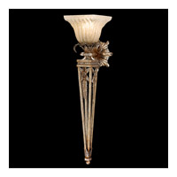 Fine Art Lamps Gourmet 1 Light Sconce in Platinized Silver 433150ST