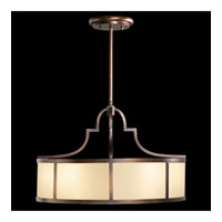 Fine Art Lamps Portobello Road 3 Light Pendant in Tortoise Bronze 434740ST