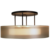 Fine Art Lamps Quadralli 3 Light Pendant in Rich Bourbon 435940ST