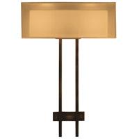 Fine Art Lamps 436450ST Quadralli 2 Light 15 inch Bronze Wall Sconce Wall Light