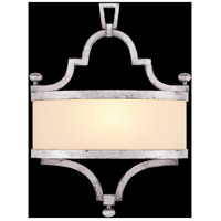 Portobello Road 1 Light 14 inch Platinized Silver Coupe Wall Light