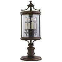 Fine Art Lamps Louvre 4 Light Outdoor Adjustable Pier/Post Mount in Fine Bronze 559483ST photo thumbnail
