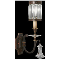 Fine Art Lamps 582850ST Eaton Place 1 Light 5 inch Bronze Sconce Wall Light in Black