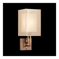 Fine Art Lamps Quadralli 1 Light Bath Sconce in Rich Bourbon 586750ST
