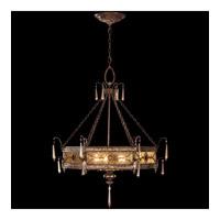 Fine Art Lamps Brazilian 3 Light Pendant in Brown Patina and Prata Antiga Silver Accents (previously 599440ST) 16439 photo thumbnail