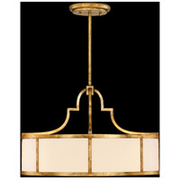 Fine Art Lamps 601840ST Portobello Road 8 Light 48 inch Gold Pendant Ceiling Light