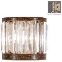 Fine Art Lamps Eaton Place 1 Light Coupe in Warm Muted Silver 605650-2ST
