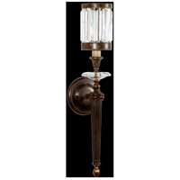 Eaton Place 1 Light 6 inch Rustic Iron Sconce Wall Light