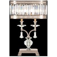 Fine Art Lamps 606010-2ST Eaton Place 31 inch 60 watt Silver Table Lamp Portable Light