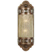 Fine Art Lamps Scheherazade 2 Light Sconce in Aged Dark Bronze 711150-1ST