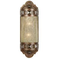 Fine Art Lamps 711150-1ST Scheherazade 2 Light 7 inch Bronze Wall Sconce Wall Light