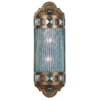 Fine Art Lamps 711150-3ST Scheherazade 2 Light 7 inch Bronze Wall Sconce Wall Light