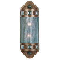 Fine Art Lamps 711150-3ST Scheherazade 2 Light 7 inch Bronze Wall Sconce Wall Light