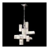 Perspectives 12 Light 39 inch Silver Chandelier Ceiling Light