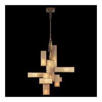 Perspectives 12 Light 39 inch Bronze Chandelier Ceiling Light