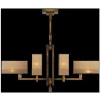 Fine Art Lamps 734040ST Perspectives 6 Light 42 inch Bronze Chandelier Ceiling Light