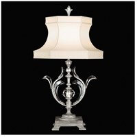 Fine Art Lamps 737510-SF4 Beveled Arcs 37 inch Silver Leaf Table Lamp Portable Light