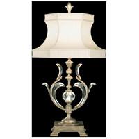 Fine Art Lamps 737510ST Beveled Arcs 37 inch 150 watt Silver Table Lamp Portable Light