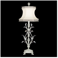 Fine Art Lamps 737810-SF4 Beveled Arcs 41 inch Silver Leaf Table Lamp Portable Light