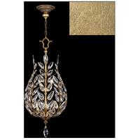Fine Art Lamps 753840-SF3 Crystal Laurel 6 Light 18 inch Gold Leaf Pendant Ceiling Light