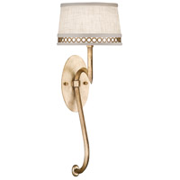 Fine Art Lamps Allegretto 1 Light Sconce in Burnished Gold Leaf 784650-2ST
