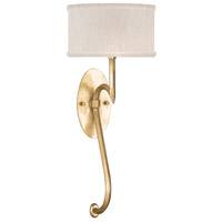 Fine Art Lamps 784650-SF33 Allegretto 1 Light 8 inch Gold Leaf Sconce Wall Light
