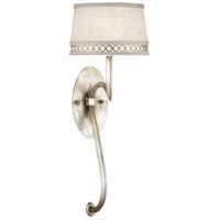 Fine Art Lamps 784650ST Allegretto 1 Light 8 inch Silver Sconce Wall Light