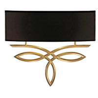 Fine Art Lamps 785650-SF34 Allegretto 1 Light 18 inch Gold Leaf ADA Sconce Wall Light