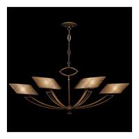 Fine Art Lamps Entourage 6 Light Chandelier in Rich Bourbon 788540ST photo thumbnail