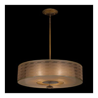 Fine Art Lamps Entourage 3 Light Pendant in Rich Bourbon 788640ST