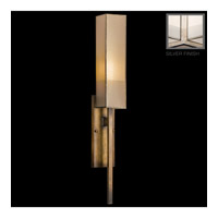 Perspectives 1 Light 4 inch Silver Wall Sconce Wall Light