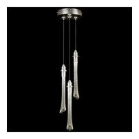 Fine Art Lamps Catalyst 4 Light Drop Light in Crystal 794740LD