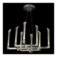 Fine Art Lamps Catalyst 10 Light Chandelier in Crystal 795140LD
