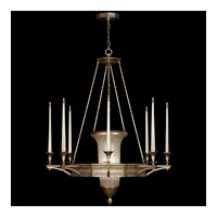 Fine Art Lamps Candlelight 21st Century 11 Light Chandelier in Warm Silver Leaf 805840ST