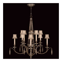 Fine Art Lamps Villa Vista 10 Light Chandelier in Hand Painted Driftwood 806940ST photo thumbnail