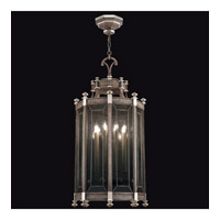 Villa Vista 8 Light 24 inch Hand Painted Driftwood Lantern Ceiling Light