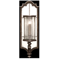 Fine Art Lamps Villa Vista 1 Light Sconce in Hand Painted Driftwood 808050ST
