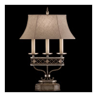 Fine Art Lamps Villa Vista 1 Light Table Lamp in Hand Painted Driftwood 810010ST