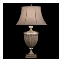 Fine Art Lamps Villa Vista 1 Light Table Lamp in Hand Painted Driftwood 810810ST