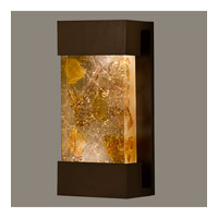 Fine Art Lamps Crystal Bakehouse  2 Light Sconce in Bronze 810850-11ST