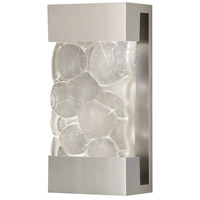 Fine Art Lamps Crystal Bakehouse  2 Light Sconce in Silver 810850-24ST