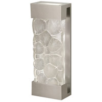 Fine Art Lamps Crystal Bakehouse  2 Light Sconce in Silver 810950-24ST