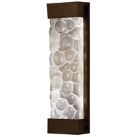 Fine Art Lamps Crystal Bakehouse  2 Light Sconce in Bronze 811050-14ST